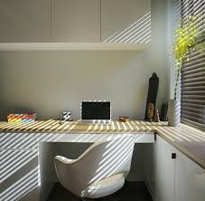 interior design blog white home apartment table with hi tech