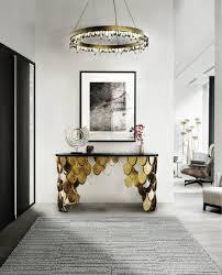 modern console table decor hall console table ideashall console table ideas
