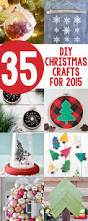 35 diy christmas crafts for 2015 yellow bliss road