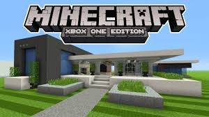 minecraft xbox one modern house let u0027s build episode 4 xbox