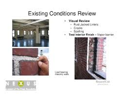 Insulating Existing Interior Walls Case Study Challenges Of Insulating Existing Masonry Buildings In Th U2026