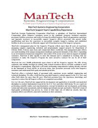 mantech international