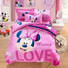 Cheap Full Bedding Sets by Popular Minnie Mouse Full Bedding Sets Buy Cheap Minnie Mouse Full