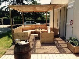 salon de jardin salon de jardin pallet garden set 1001 pallets