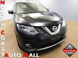 nissan rogue awd system 2015 used nissan rogue awd 4dr sl at north coast auto mall serving