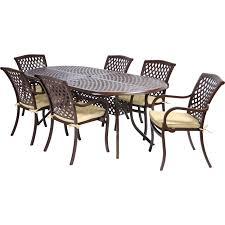 7pc Patio Dining Set - wellington 7pc patio dining set u2013 miyu furniture