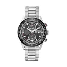 tag heuer carrera tag heuer carrera automatic chronograph ceramic bezel 43 mm