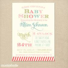 Baby Invitation Card Baby Shower Invitation Cards Baby Shower Diy