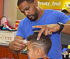black boy hair punishment a 1 kutz barber offers free hair cuts that punish naughty kids by