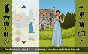 jane austen dress up android apps on google play