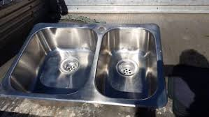 Used Stainless Steel Kitchen Sink Building Materials Gumtree - Kitchen sinks sydney