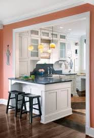 Kitchen Open To Dining Room Kitchen Wall Open Into Dining Room Design Ideas Pictures Remodel