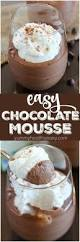 3 ingredient double chocolate mousse low carb dairy free