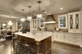 Contemporary Kitchen Pendant Lighting 34 Fantastic Kitchen Islands With Sinks