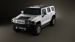 hummer h3 360 view of hummer h3 3d model hum3d store