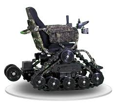 Power Chair With Tracks Home Action Trackchair