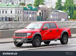 truck ford moscow russia july 7 2012 red stock photo 279693131 shutterstock