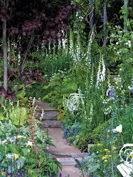 small country garden design ideas
