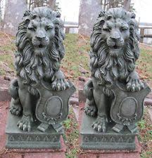lions statues for sale lion statue ebay