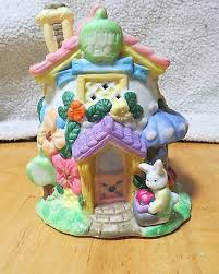 hoppy hollow easter hoppy hollow 2002 easter light up fruit shop 12 99