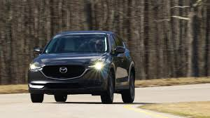 mazda sporty cars 2017 mazda cx 5 review spruced up and sporty consumer reports