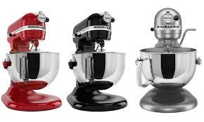best black friday kitchenaid deals 2017 kitchenaid 5 quart professional stand mixer groupon