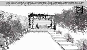 garden design portfolio for south london landscape designer se22