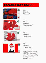 starbucks special card edition 2 canada cards to celebrate