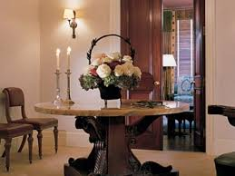 Cindy Crawford Dining Room Sets Ad Visits Cindy Crawford Architectural Digest
