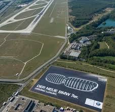 bmw germany bmw covers frankfurt airport for upcoming iaa 2015 u2013 bellezamodaauto