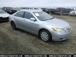 toyota xle used for sale used 2007 toyota camry le xle se car for sale at auctionexport