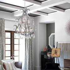 White Chandelier With Shades Chandeliers With Shades Lamp Drum U0026 Wrapped Linen Or Fabric