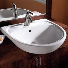 mezzo semi countertop bathroom sink american standard