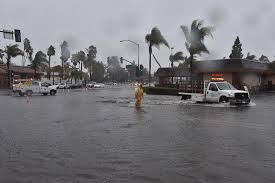 black friday hollister 2017 powerful winter storm leaves santa barbara county wet and weary