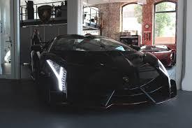 Lamborghini Veneno Body Kit - black lamborghini veneno roadster front view sssupersports