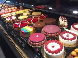 cours de cuisine halles de lyon cake selection picture of les halles de lyon paul bocuse lyon