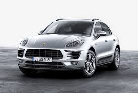 porsche 2017 white 2017 porsche macan gets 4 cylinder base option 48 550 starting price