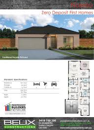 build your first home with our zero deposit home loan house plans