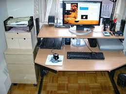 Computer Desk Cord Management Desk Wire Management Desk Workstation Desk Wire Tray
