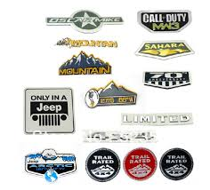 mountain jeep decals free ship sahara badge decal emblem for jeep grand cherokee