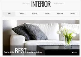 Free Online Interior Designer 40 Interior Design Website Templates Free U0026 Premium Templates