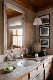 primitive bathroom ideas warm home design