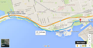 Google Maps Running Route by 8 Scenic Summer Running Routes In Toronto Narcity