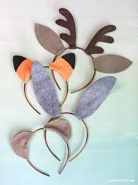 Halloween Costumes Kids Animals 25 Animal Costumes Ideas Deer Antlers Costume