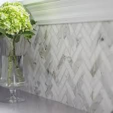 Bathroom Backsplash Ideas And Pictures Colors 25 Best Herringbone Backsplash Ideas On Pinterest Small Marble