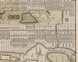 Map Of Brooklyn Ny Vintage Map Of Brooklyn New York U2013 Vintage Industrial Furniture
