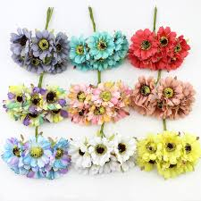 compare prices on silk flowers poppies online shopping buy low