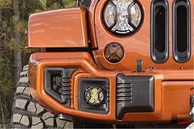jeep accessories lights elite turn signal guard 07 17 jeep wrangler jk jku jeepmania