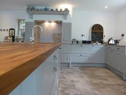 Kitchen Island Worktop by Mornington Shaker Kitchen Fitted In Stevenage Hertfordshire