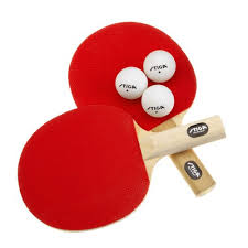 stiga titan table tennis racket ping pong paddles academy